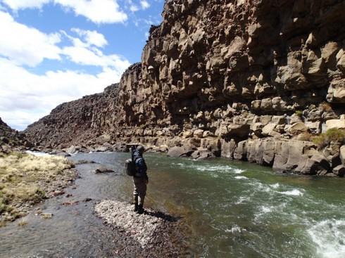 Barancuso River, Jurassic Lake 2013