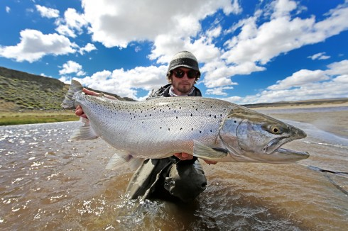 Rio Gallegos Fly Fishing Patagonia 1