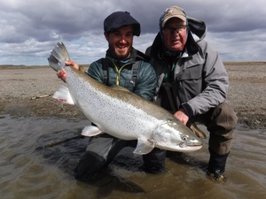 Fishing report EMB Rio Grande