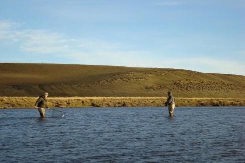 Rio Grande Argentina Fishing